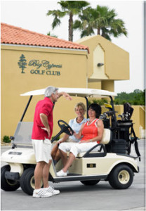 Golf Community Central FL